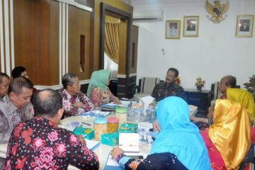 Pemprov Gelar Rapat Persiapan Pelaksanaan MTQ Nasional 2018