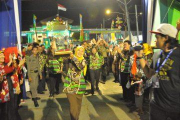 Lampung Timur Juara Umum Lampung Fair 2018