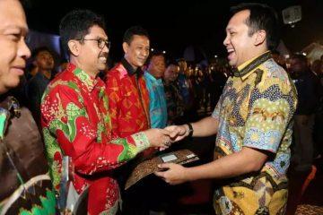 Lampung Selatan meraih Empat Kategori Juara Lampung Fair 2018