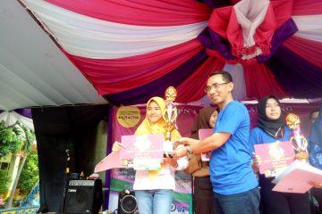 SMPN 1 Bandar Lampung Gelar Gebyar SPANSA 2018