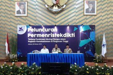 Permenristekdikti Nomor 55 Tahun 2018 Resmi Diteken, Organisasi Mahasiswa Diperbolehkan Masuk Kampus