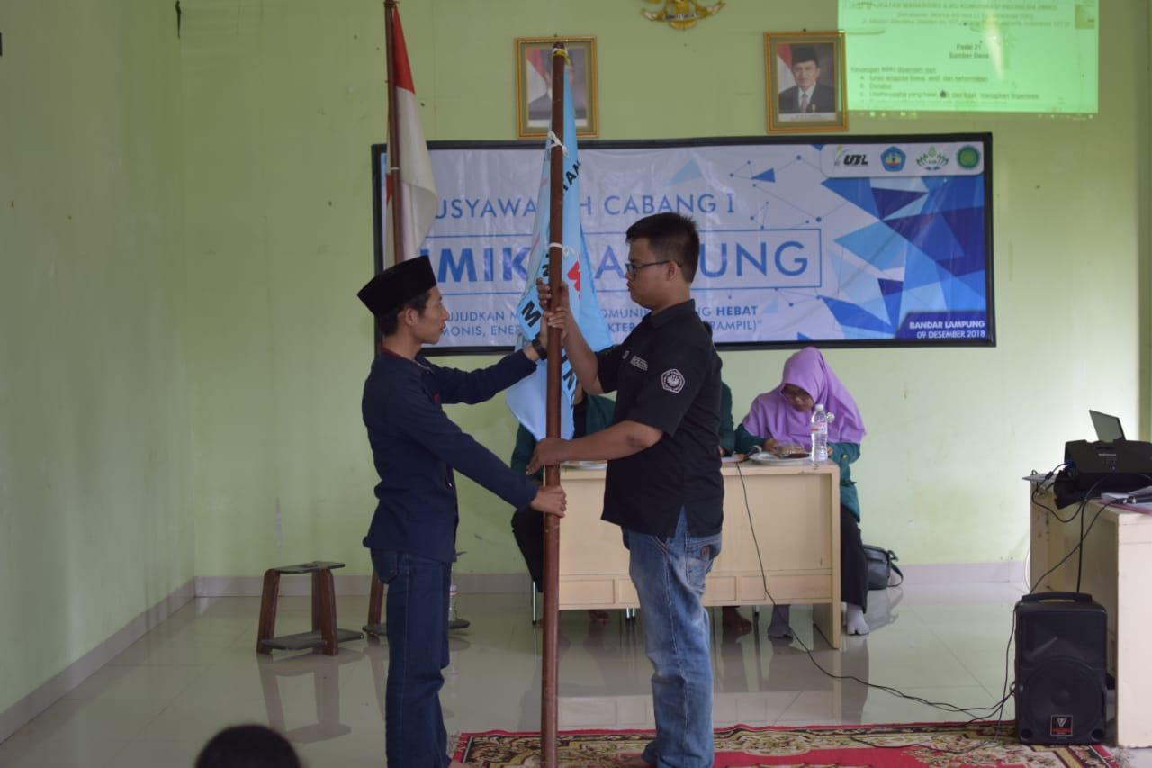 Muhammad Amin Nahkodai PC IMIKI Lampung 2018-2019, Ini Rencana Kedepannya
