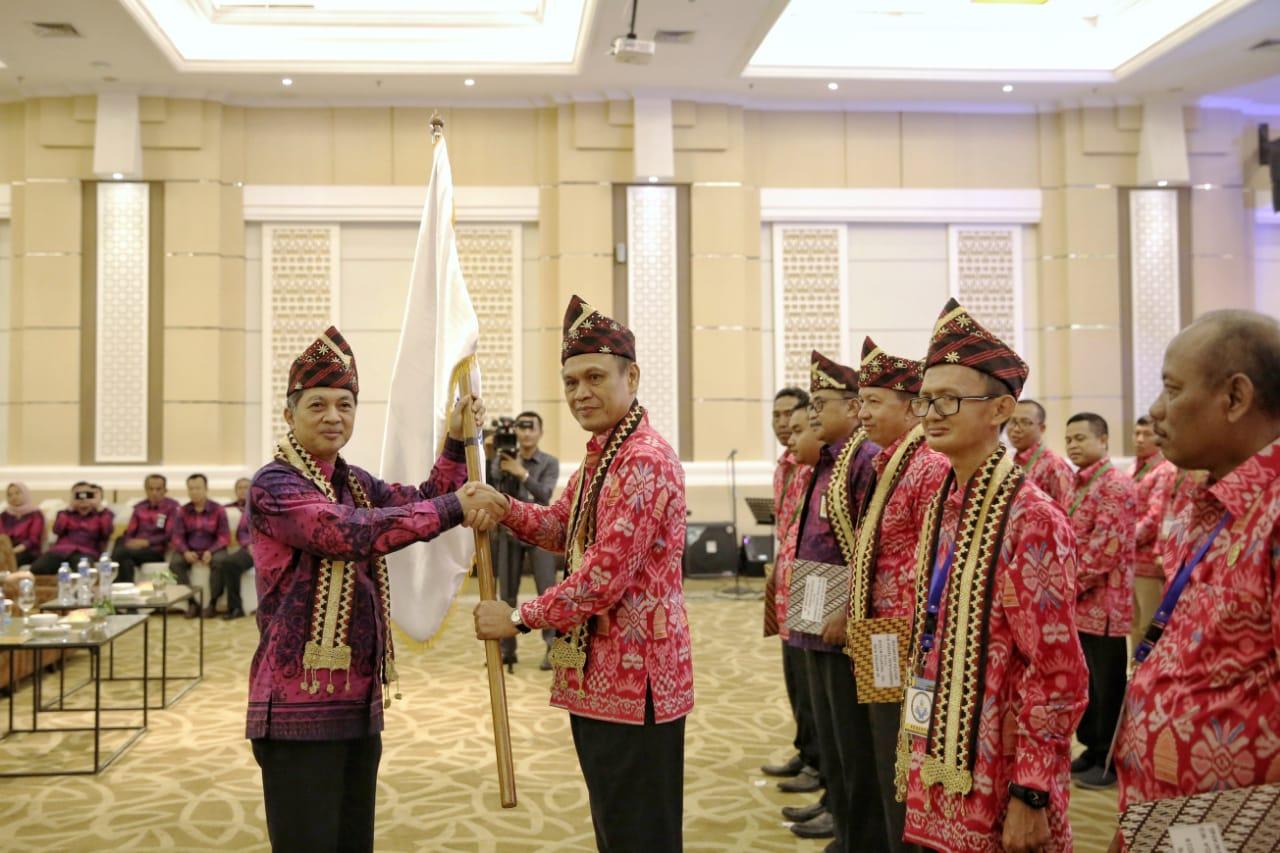 Taufik Hidayat Pimpin TKPSDA Mesuji Tulangbawang dan Seputih Sekampung