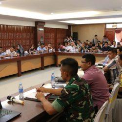 Pemprov Lampung Lakukan Koordinasi dengan TNI-Polri dan Pemerintah Kabupaten/Kota Antisipasi Bencana Susulan