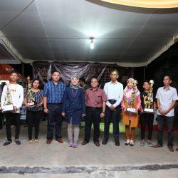 Konser Amal Penggalangan Dana Korban Tsunami, Pasar Wedana Sukses