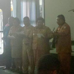 Refleksi Ibadah Bersama ASN, Sarmi Papua Aman dalam Lindungan Tuhan