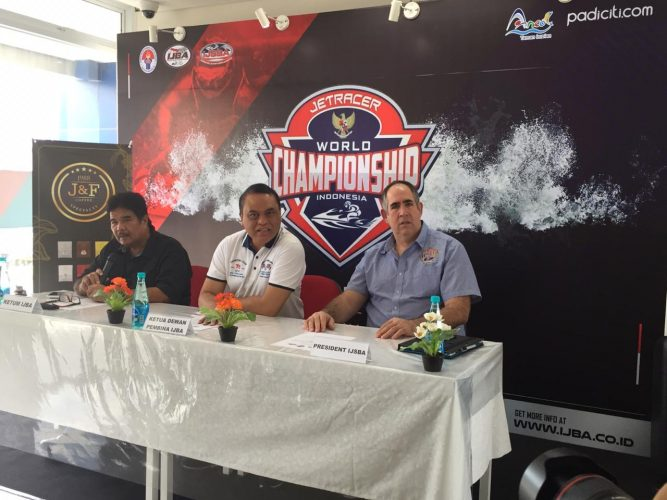 Kejuaraan Jetski Dunia 2019 Menjadi Ajang Promosi Laut Indonesia