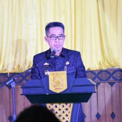 Plt Bupati Zaiful Siap Bangun Lampung Timur