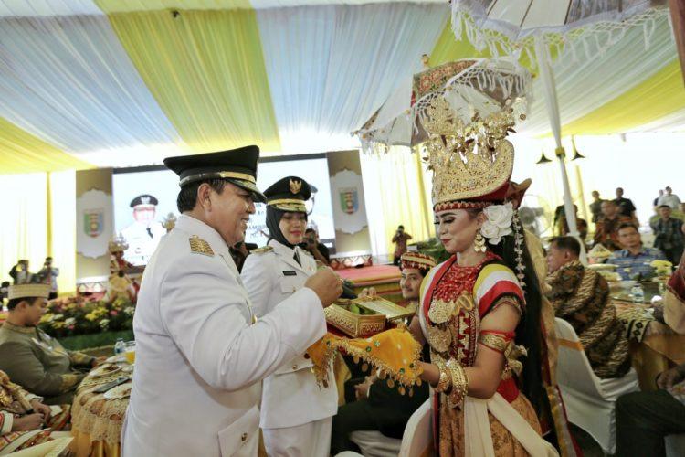 Gubernur Arinal Optimistis Lampung Berjaya dengan Potensi Kekayaan Alam dan Berbagai Program Kebangkitan Perekonomian