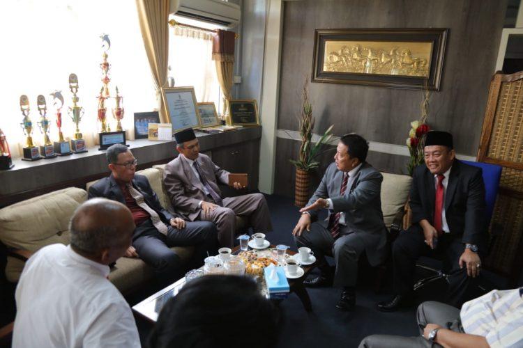 Hari Pertama Kerja, Gubernur Arinal Sidak OPD