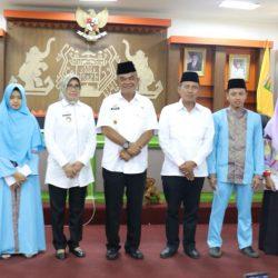 Gubernur Arinal Tingkatkan Pembinaan Keagamaan