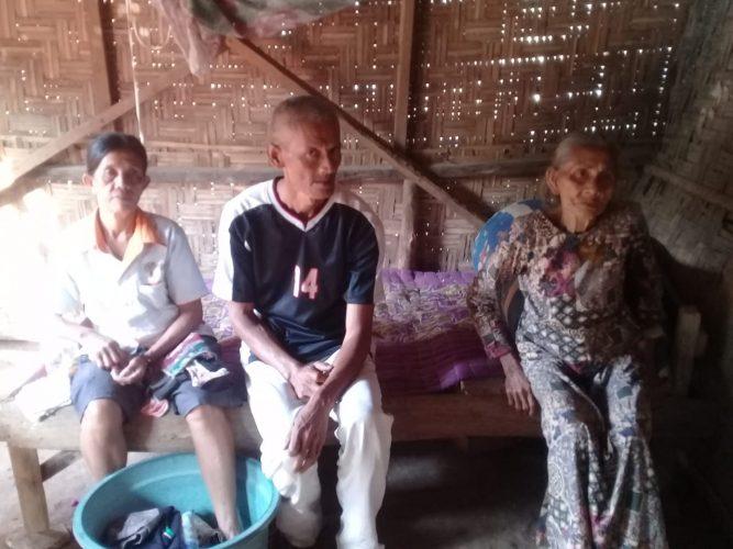 Tidak Ada Uang Untuk Renovasi Rumah Warga Lamtim Ini Hampir Rubuh, Pemda Diminta Membantu
