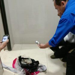 Geger, Mayat Bayi Anonim Ditemukan di Toilet Chandra Supermarket Metro