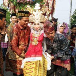 'Mancah Haji' Budaya Adat Lampung Pubian