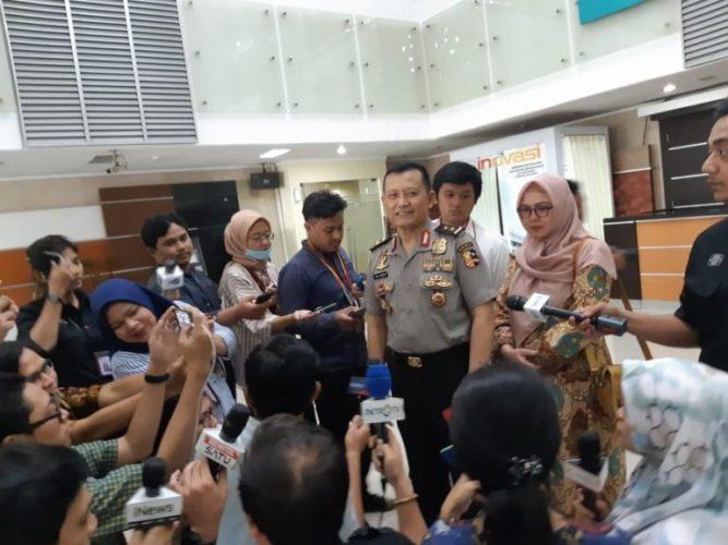Mantan Kapolda Lampung Ike Edwin Ikut Daftar Capim KPK