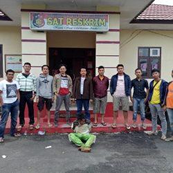 Bapak di Lampung Barat Setubuhi Anak Kandung Selama Enam Tahun
