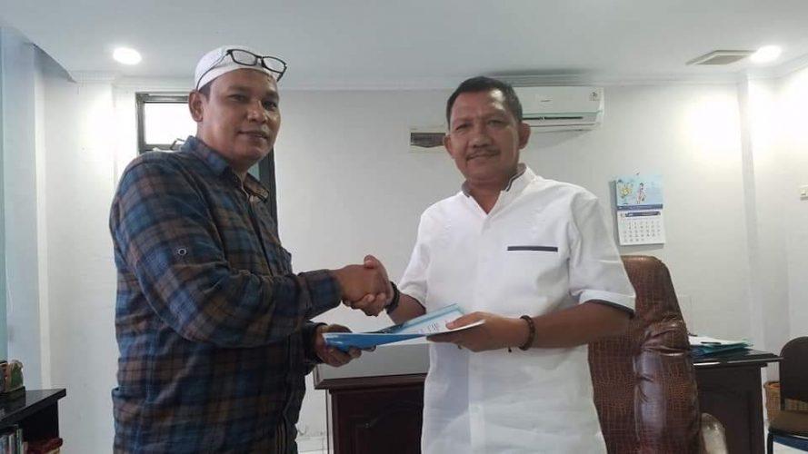 Supriyadi Alfian Kembali Jabat Ketua PWI Provinsi Lampung