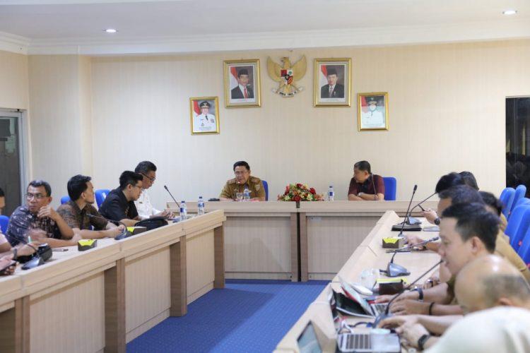 Sulawesi Tenggara Belajar E-Planning dan E-Budgeting  ke Pemprov Lampung