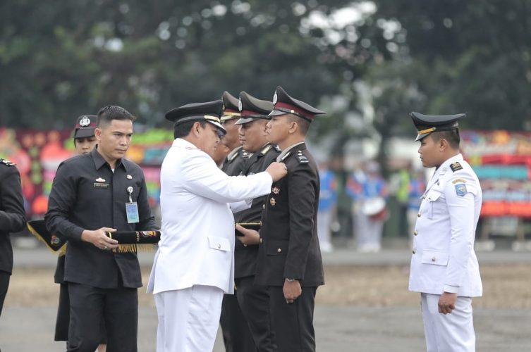 Gubernur Arinal Apresiasi Kinerja Personel Polri