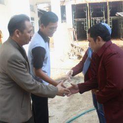 Ketua Stisipol Dharma Wacana Metro Lepas 195 Mahasiswa KKN