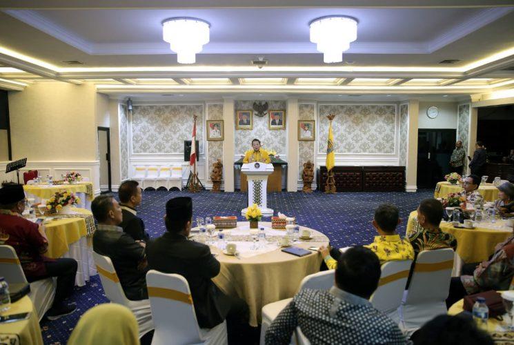 Silaturahmi Pemprov dan DPRD Lampung Ciptakan Sinergitas Percepatan Pembangunan