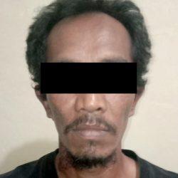 Warga Negeri Batin Diamankan Polisi Saat Pakai Sabu di Rumahnya