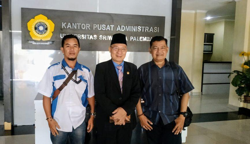 Sekjen Kappija-21 Kunjungi Universitas Sriwijaya Palembang