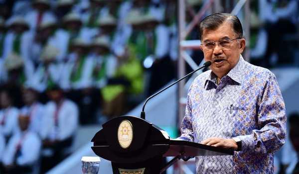 Jusuf Kalla: Indonesia Jadi Contoh Toleransi Beragama di Dunia