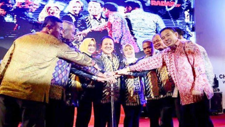 Gubernur Buka Pekan Raya Lampung 2019