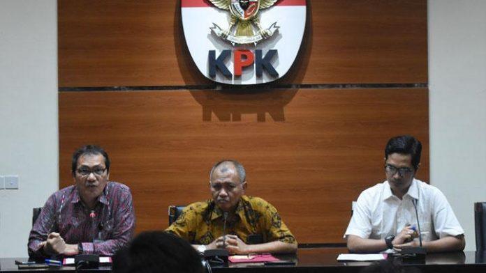 KPK OTT 11 Pejabat Negara di Jakarta