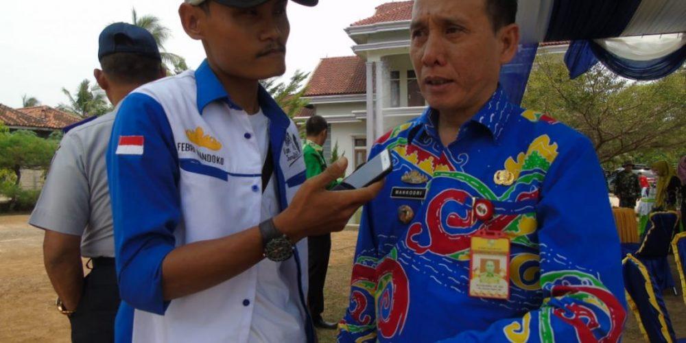 Inspektorat Akan Turunkan Tim Terkait Pembangunan di Desa Neglasari
