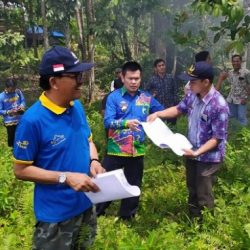 Bupati Pesisir Barat Tinjau Lokasi Pembangunan Pengembangan RSUD Seluas 4,8 Hektar