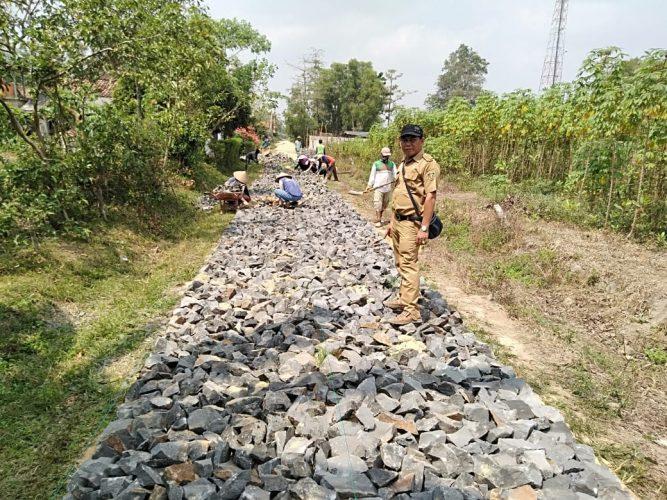Kampung Rukti Harjo Realisasikan Dana Desa 2019 dengan Baik