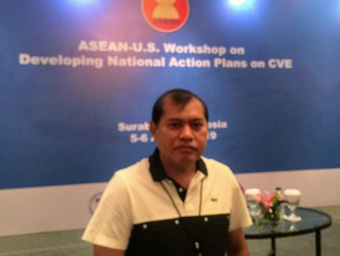 Kemendes Hadiri Kegiatan Asean-US Workshop on Developing National Action Plan on CVE