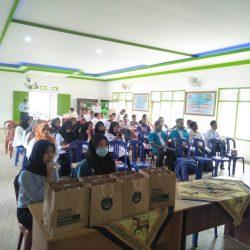 Kampung Bumi Baru Gelar Pelatihan Perpajakan