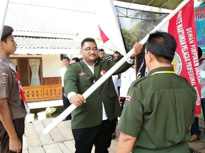 Ketua Umum Ko-WAPPI Hadiri Pelantikan Pengurus DPD Lampung Timur