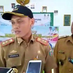 Kakam Bumi Baru Sambut Tim Verifikasi Kabupaten/Kota 2019 di Balai Kampung