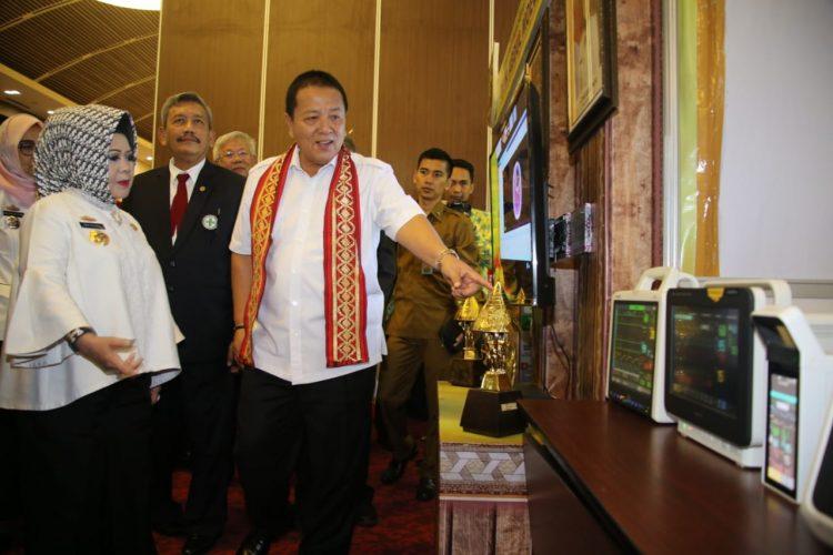 Gubernur Lampung Dorong Rumah Sakit Benahi Pelayanan