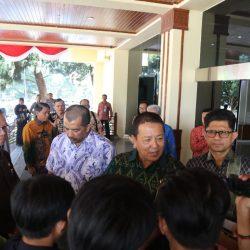 KPK Apresiasi Gubernur Arinal Cegah Korupsi