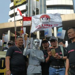 TOPAN-RI Lampung: KPK, Tangkap Ahmad Bastian