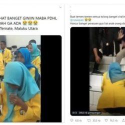 Ospek Mahasiswa Baru Universitas Khairun Disuruh Minum Air Ludah Hingga Berjalan Jongkok Dibawah Kaki Senior