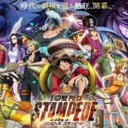 One Piece: Stampede Pecahkan Rekor Penonton Terbesar Box Office Jepang