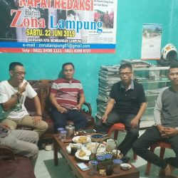 SMSI Lampung Tengah Segera Terbentuk