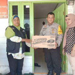ACT Lampung Dirikan Dapur Umum untuk Korban Kebakaran Kaliawi