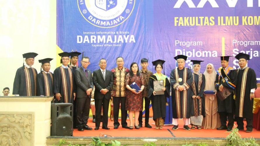 Gubernur Arinal Buka 10 Formasi untuk Sarjana Cum Laude