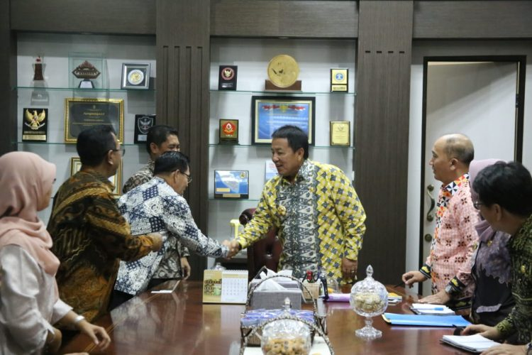 Arinal Dorong Kementerian Perindustrian Wujudkan Politeknik Industri Berbasis Agro