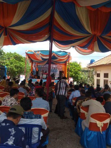 KPU Way Kanan Gelar Launching Pilkada Serentak 2020