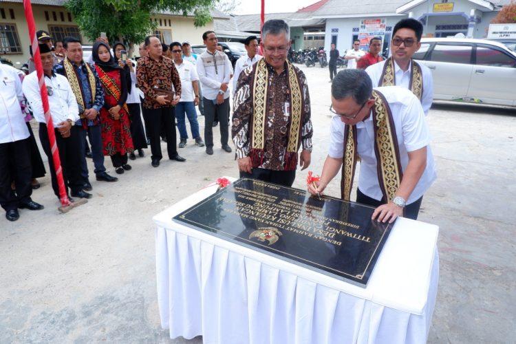 OJK Bersama Pemprov Resmikan 'Desa Inklusi Keuangan'
