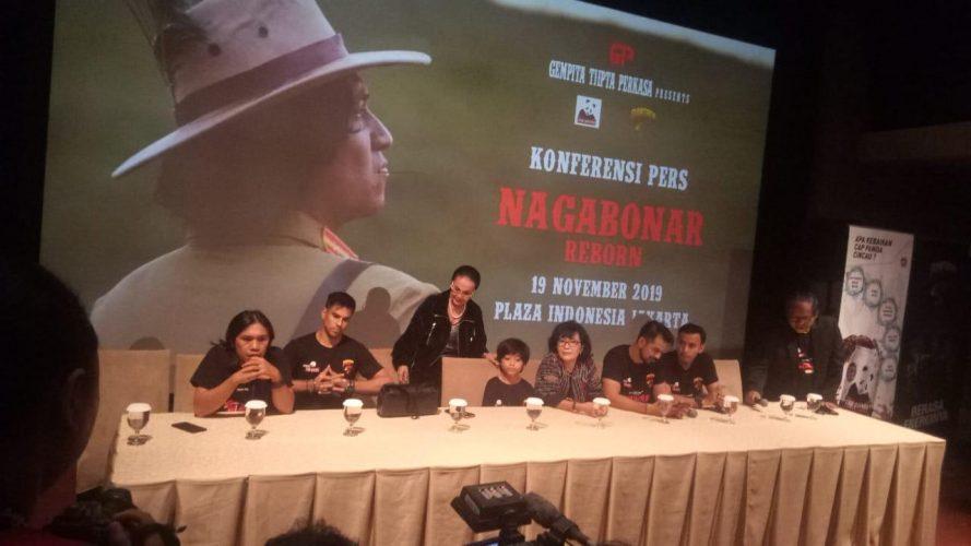 Nagabonar Reborn Hari Ini Mulai Tayang di XXI Seluruh Indonesia