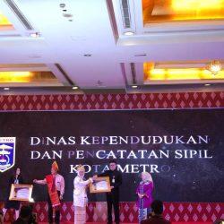 Metro Raih Penghargaan Pelayanan Publik PAN-RB